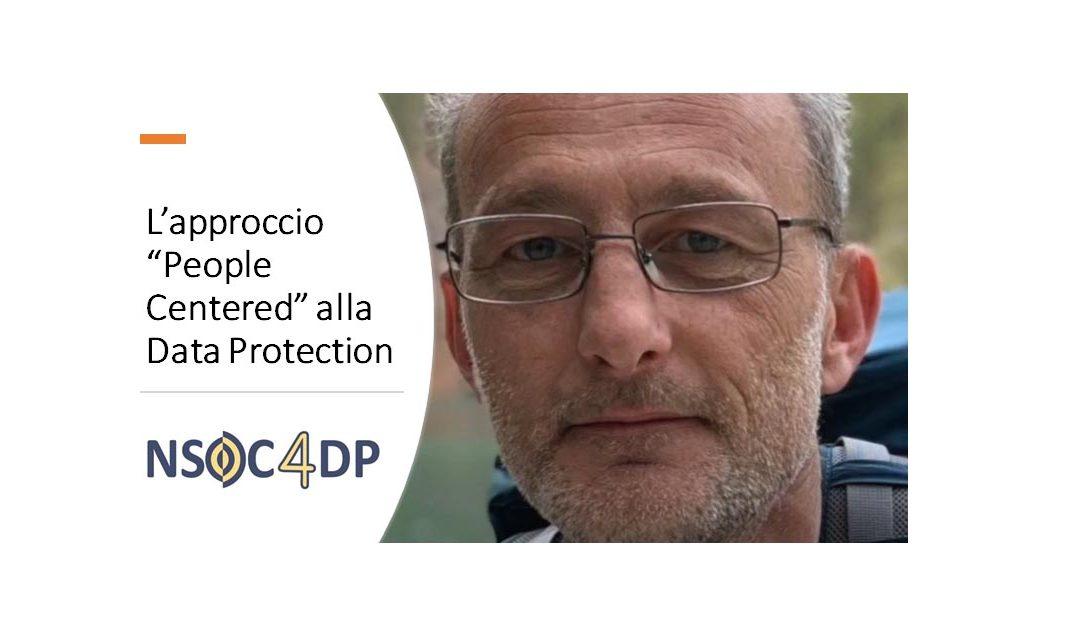 """L'approccio """"People Centered"""" alla Digital Data Protection"""